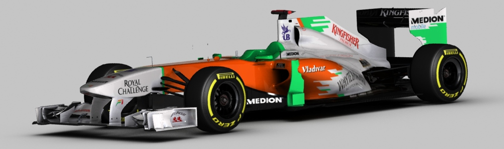 force india 11
