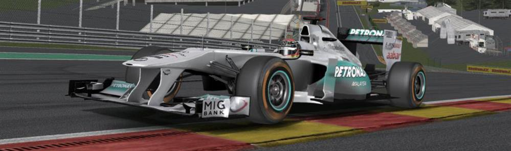 mercedes gp spa2012 100 300