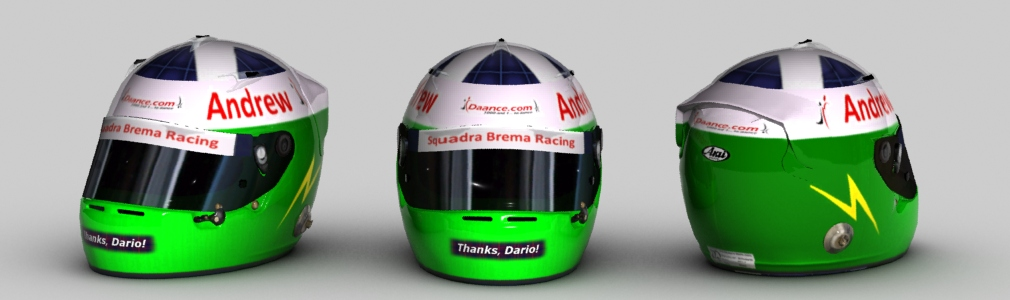 andrew 3 helm dario tribute