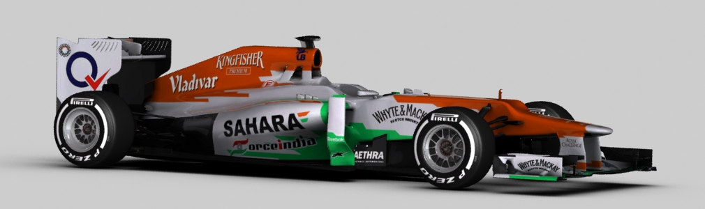 force india 18 2013