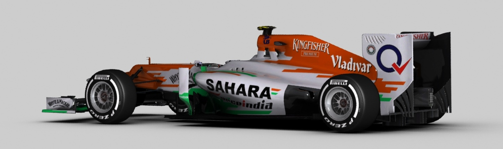 force india 19 2013