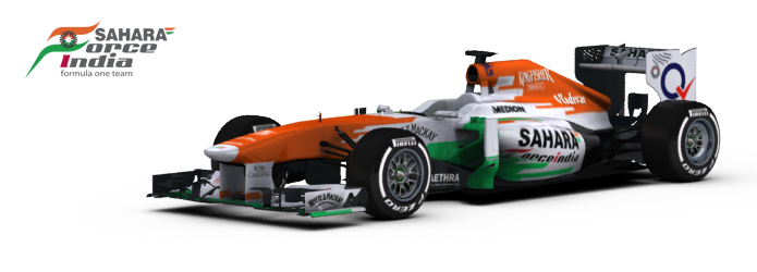force india 695