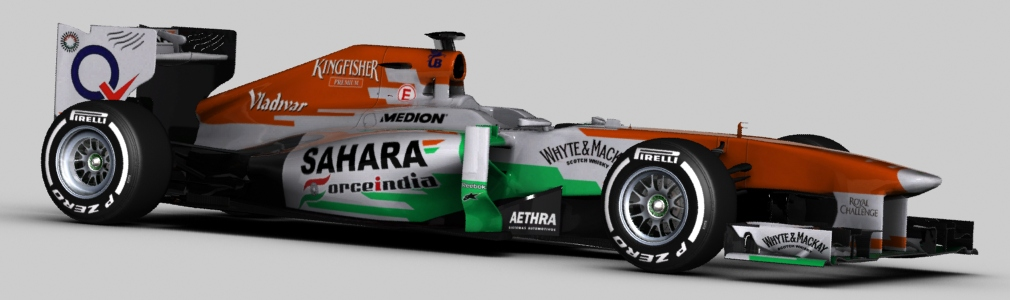 force india 18 2014